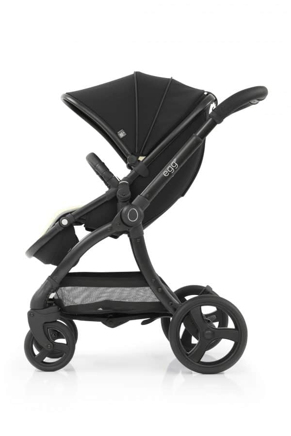 Travel Systems egg2 Just black Stroller, Carrycot & Backpack Pitter Patter Baby NI 10