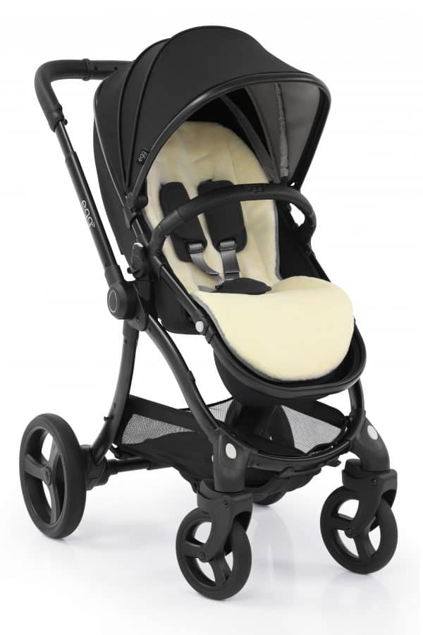 Travel Systems Egg2 Just Black Special Edition Bundle Pitter Patter Baby NI 18