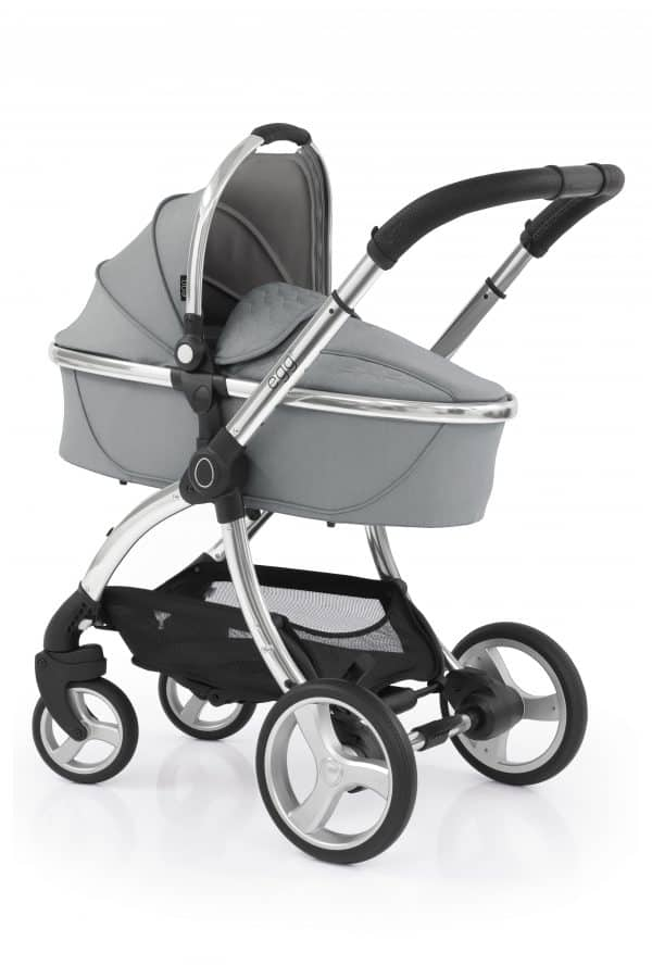 Travel Systems egg2 Monument Grey Bundle Pitter Patter Baby NI 15