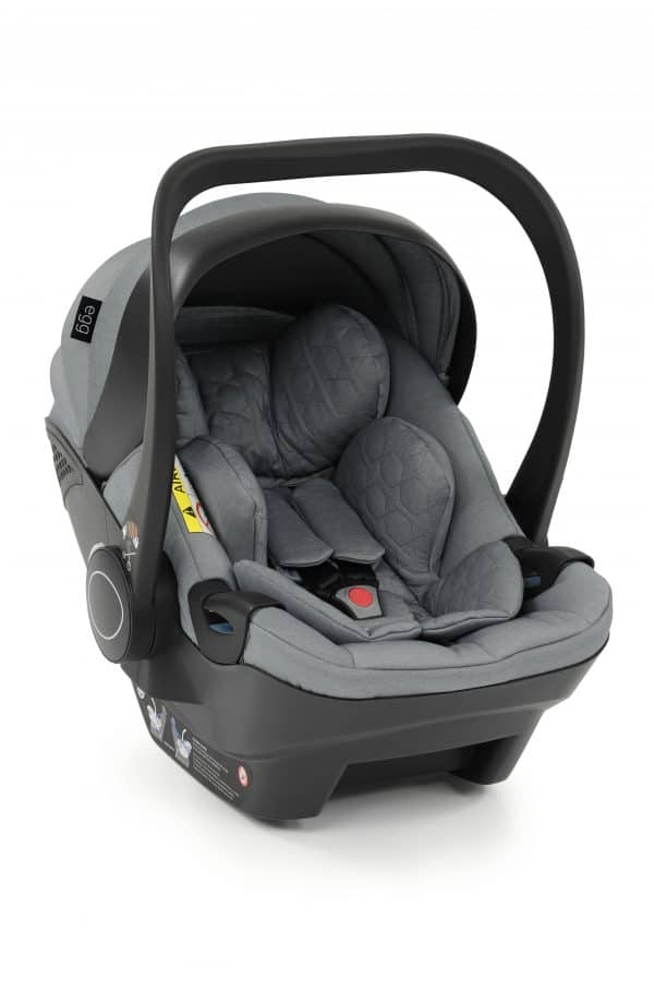 Travel Systems egg2 Monument Grey Bundle Pitter Patter Baby NI 7