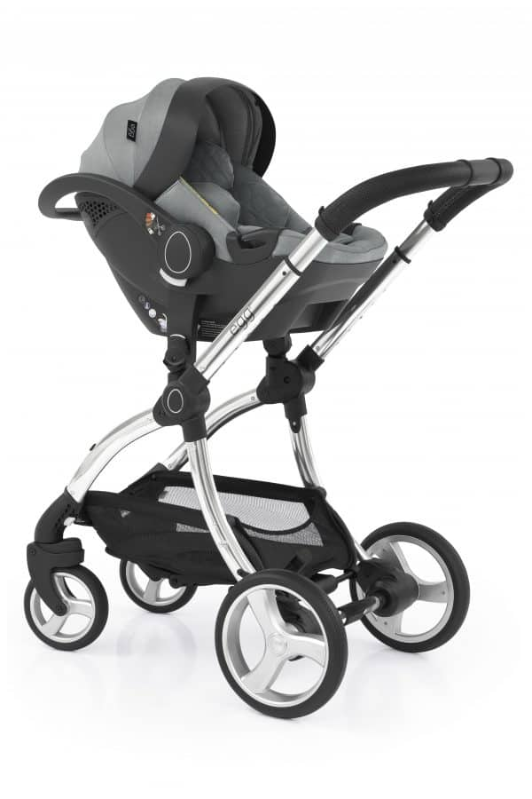 Travel Systems egg2 Monument Grey Bundle Pitter Patter Baby NI 16