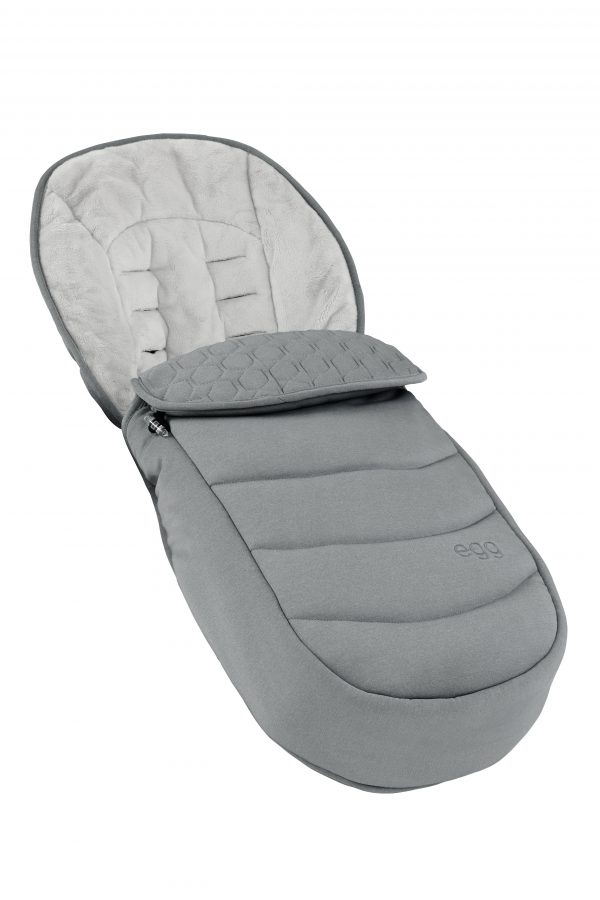 Travel Systems egg2 Monument Grey Bundle Pitter Patter Baby NI 17