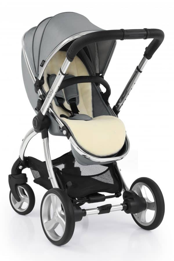 Travel Systems egg2 Monument Grey Bundle Pitter Patter Baby NI 12