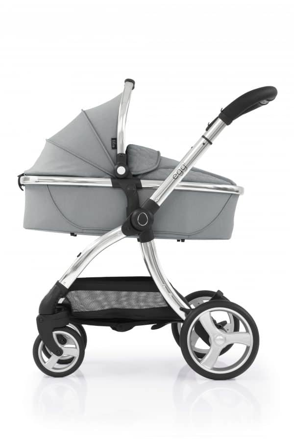 Travel Systems egg2 Monument Grey Bundle Pitter Patter Baby NI 11