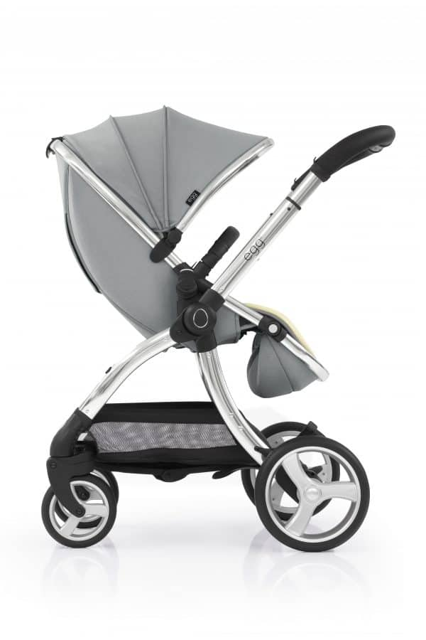 Travel Systems egg2 Monument Grey Bundle Pitter Patter Baby NI 10