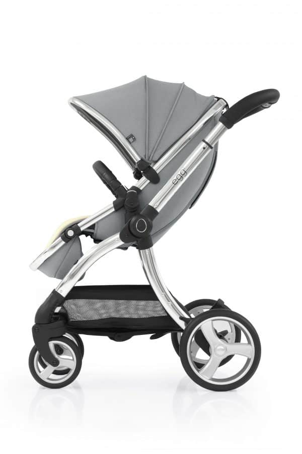 Travel Systems egg2 Monument Grey Bundle Pitter Patter Baby NI 8