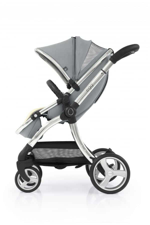 Travel Systems egg2 Monument Grey Bundle Pitter Patter Baby NI 6