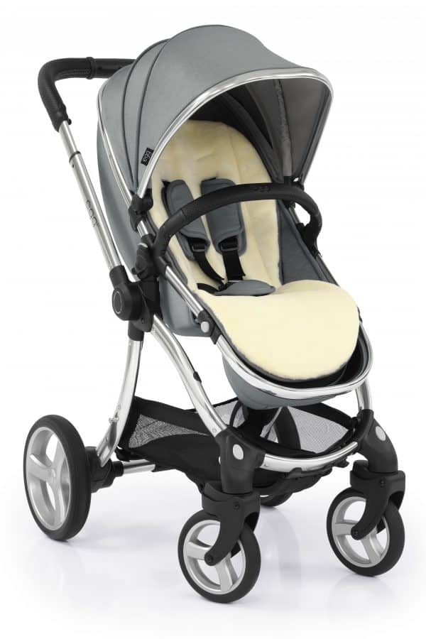 Travel Systems egg2 Monument Grey Bundle Pitter Patter Baby NI 5