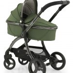 Travel Systems Egg 2 Stroller & Carrycot with Tinca Carseat & Base Pitter Patter Baby NI 6