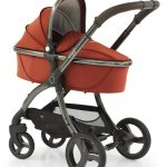 Travel Systems Egg 2 Stroller & Carrycot with Tinca Carseat & Base Pitter Patter Baby NI 4