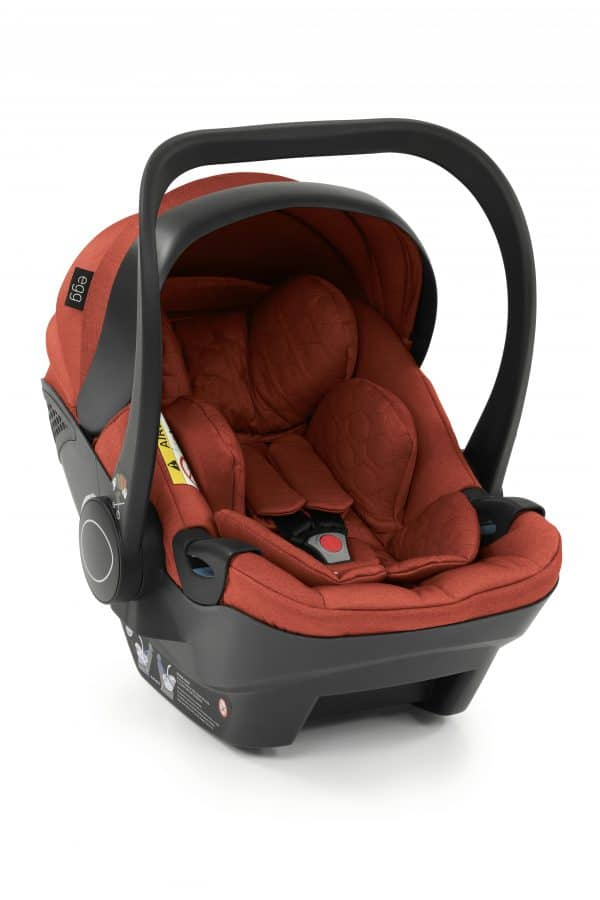 Travel Systems Egg2 Paprika Bundle Pitter Patter Baby NI 8