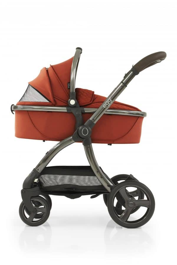 Travel Systems Egg2 Paprika Bundle Pitter Patter Baby NI 12