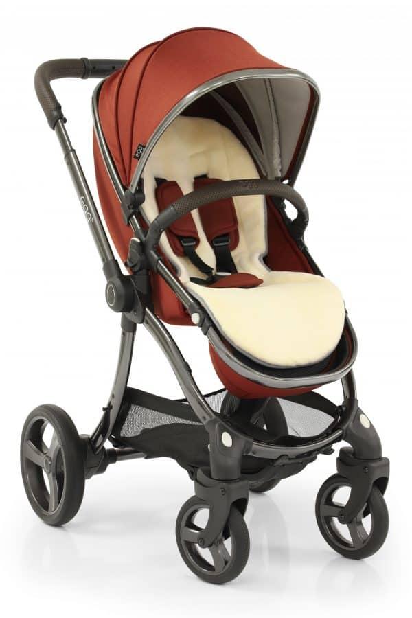 Travel Systems Egg2 Paprika Bundle Pitter Patter Baby NI 17