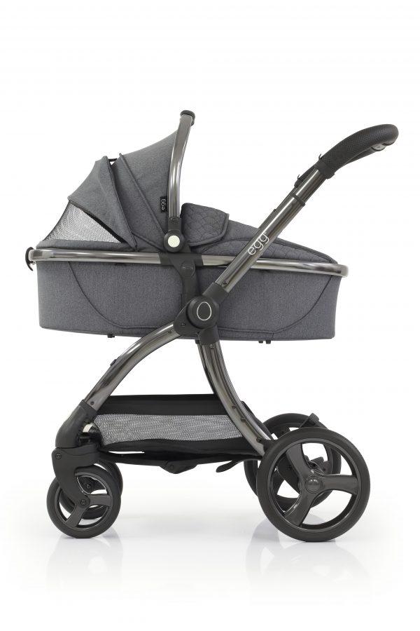 Travel Systems Egg2 Quartz Bundle Pitter Patter Baby NI 13