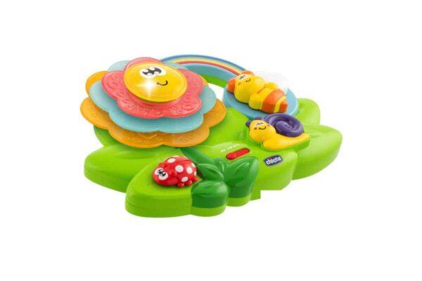 sensory toys Chicco Sensory Flower Pitter Patter Baby NI 5