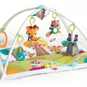 Christmas Into the Forest™ Gymini® Deluxe Pitter Patter Baby NI