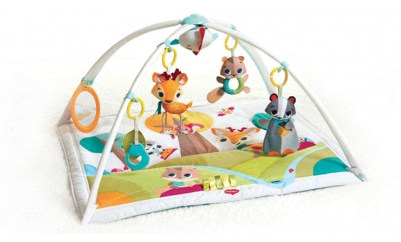 Playgyms & Playmats Into the Forest™ Gymini® Deluxe Pitter Patter Baby NI 4