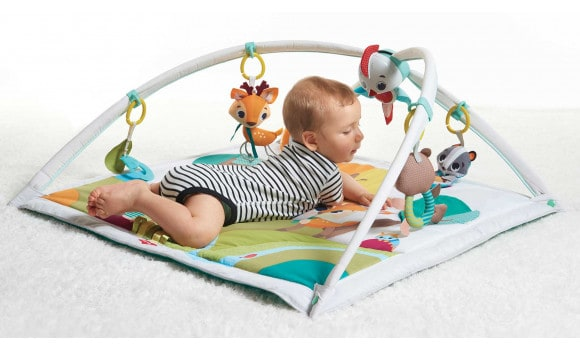 Playgyms & Playmats Into the Forest™ Gymini® Deluxe Pitter Patter Baby NI 11