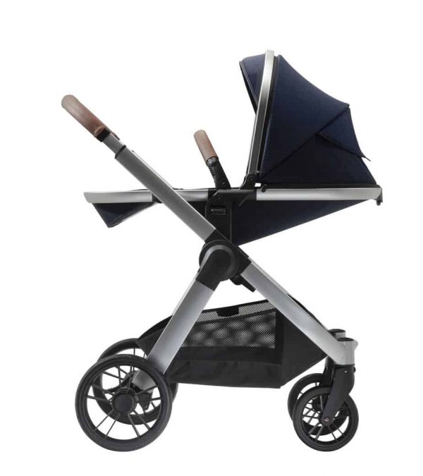 Travel Systems RAFFI PUSHCHAIR 3-IN-1 TRAVEL SYSTEM – NAVY BLUE Pitter Patter Baby NI 6