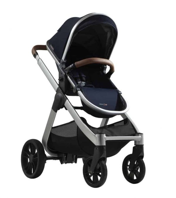 Travel Systems RAFFI PUSHCHAIR 3-IN-1 TRAVEL SYSTEM – NAVY BLUE Pitter Patter Baby NI 7