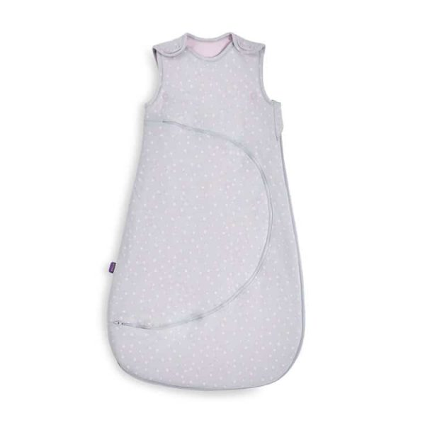 Blankets & Sleeping Bags SnuzPouch Sleeping Bag 2.5 tog 0-6months – Rose Spots Pitter Patter Baby NI 4