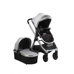 RAFFI PUSHCHAIR 3-IN-1 TRAVEL SYSTEM – VAPOUR GREY