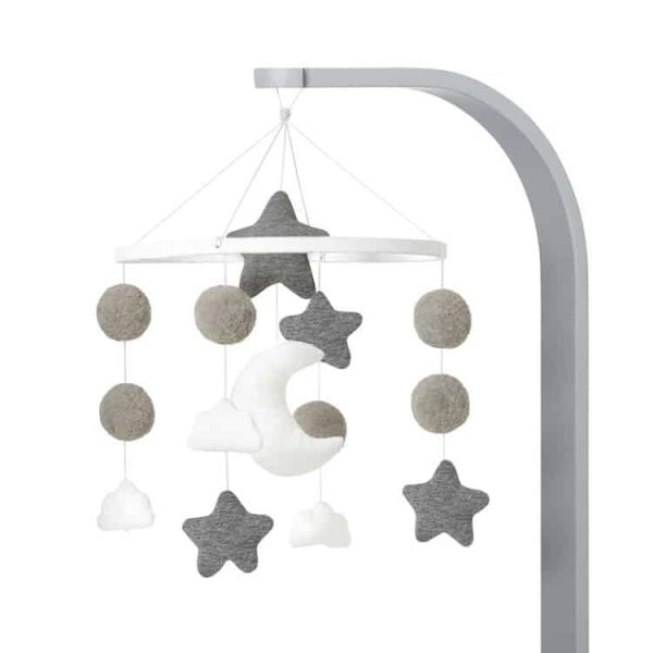Night Lights & Cot Mobiles Snuz Baby Mobile Pitter Patter Baby NI 14