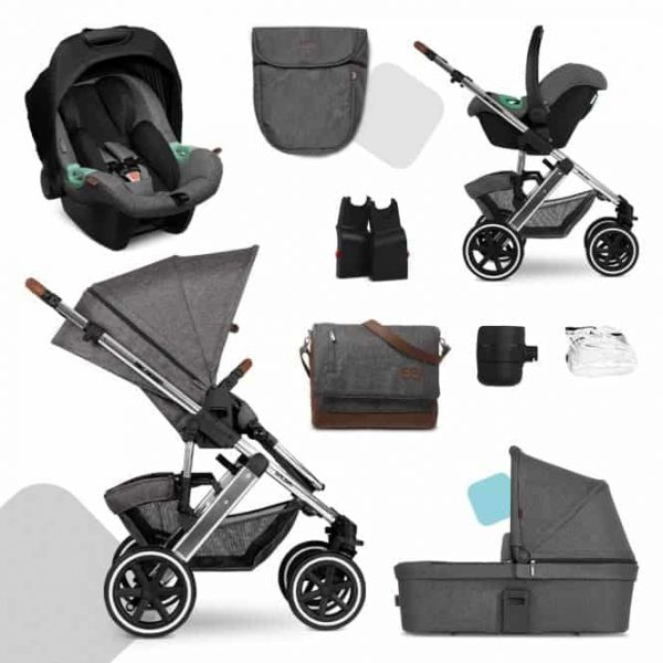 Travel Systems ABC Design Salsa 4 Bundle 1 Pitter Patter Baby NI 4