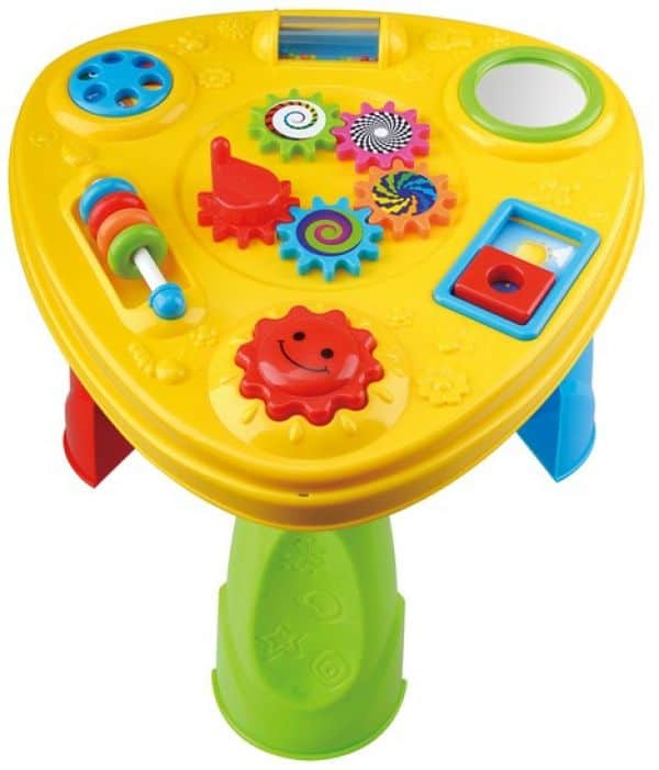 Toys Baby Explorer Table Pitter Patter Baby NI 6