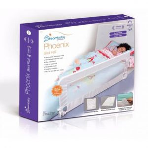 Baby Health & safety essentials Dreambaby Phoenix Bed Rail Pitter Patter Baby NI