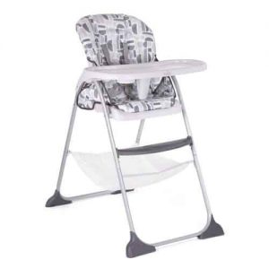 Highchairs Joie Mimzy Snacker Highchair Logan Pitter Patter Baby NI