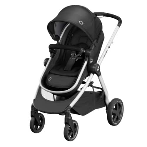 Maxi Cosi Zelia 2 Travel System with Tinca Carseat & Isofix base Pitter Patter Baby NI 5