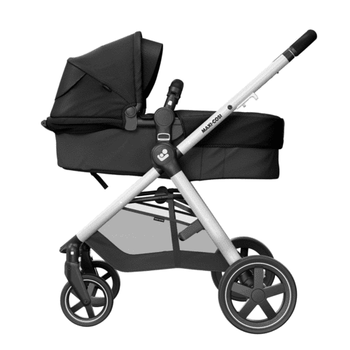 Maxi Cosi Zelia 2 Travel System with Tinca Carseat & Isofix base Pitter Patter Baby NI 7