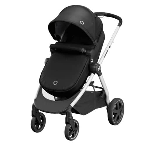 Maxi Cosi Zelia 2 Travel System with Tinca Carseat & Isofix base Pitter Patter Baby NI 8