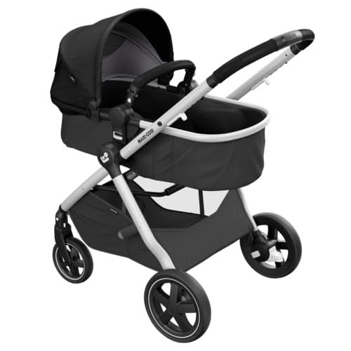 Maxi Cosi Zelia 2 Travel System with Tinca Carseat & Isofix base Pitter Patter Baby NI 10