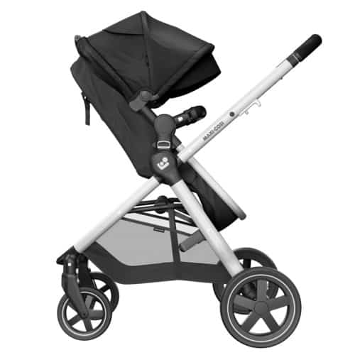 Maxi Cosi Zelia 2 Travel System with Tinca Carseat & Isofix base Pitter Patter Baby NI 11