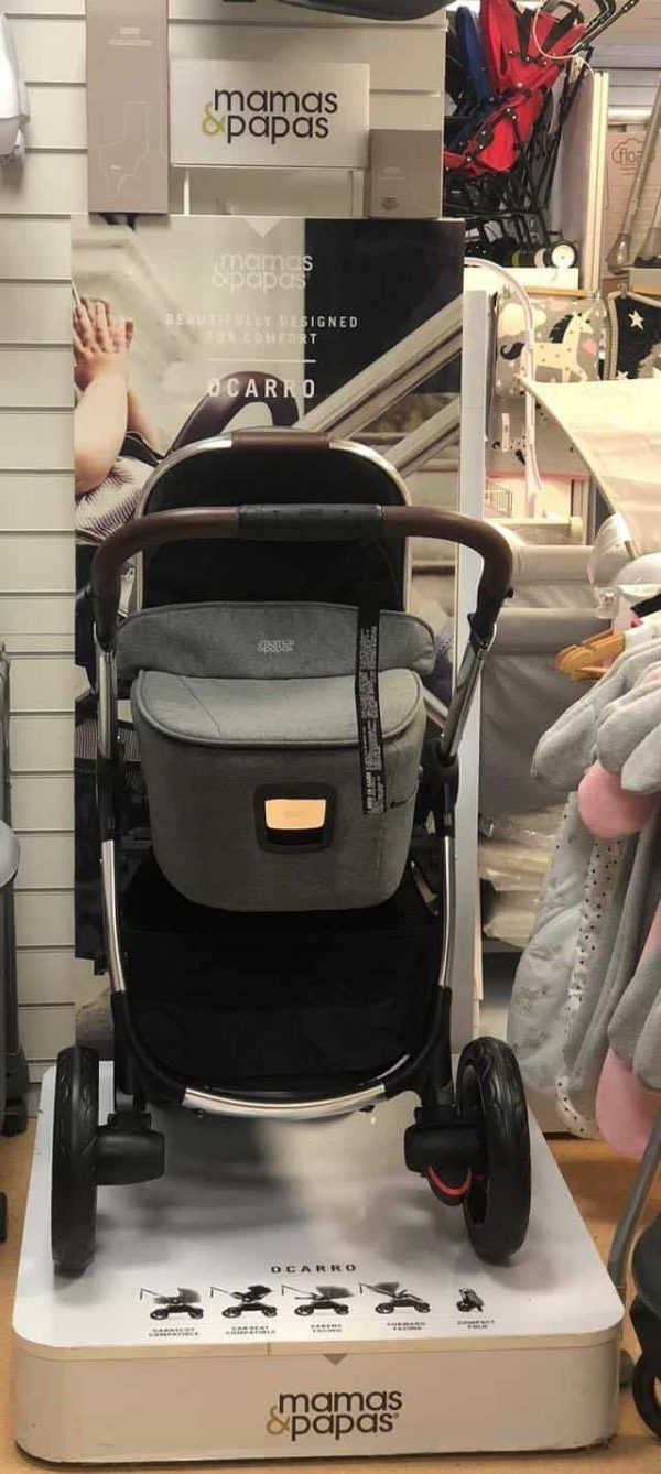 CLEARANCE Ocarro 6 pc bundle – grey mist Pitter Patter Baby NI 8