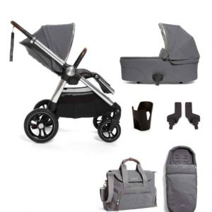 Clearance & Ex Display Ocarro 6 pc bundle – grey mist Pitter Patter Baby NI