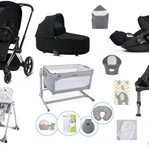 Cybex Priam Bundle with next2magic crib