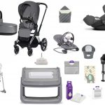 Cybex Priam bundle with snuzpod 4
