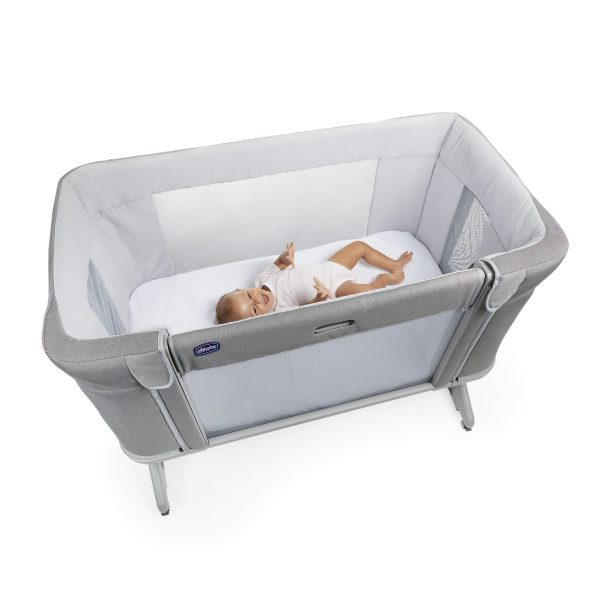 Cribs & Next2Me Cribs Chicco Next2Me Forever Pitter Patter Baby NI 12