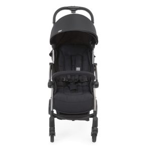 Buggies & Strollers Chicco Cheerio Stroller – Jet Black Pitter Patter Baby NI