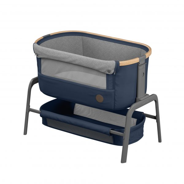 Cribs & Next2Me Cribs Maxi Cosi lora – essential blue Pitter Patter Baby NI 5