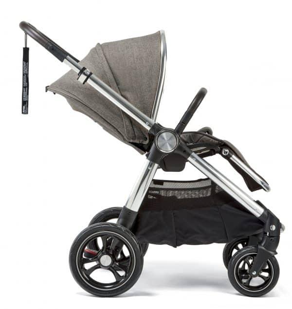 Travel Systems Ocarro 4 Piece Starter Kit – Walnut Pitter Patter Baby NI 7