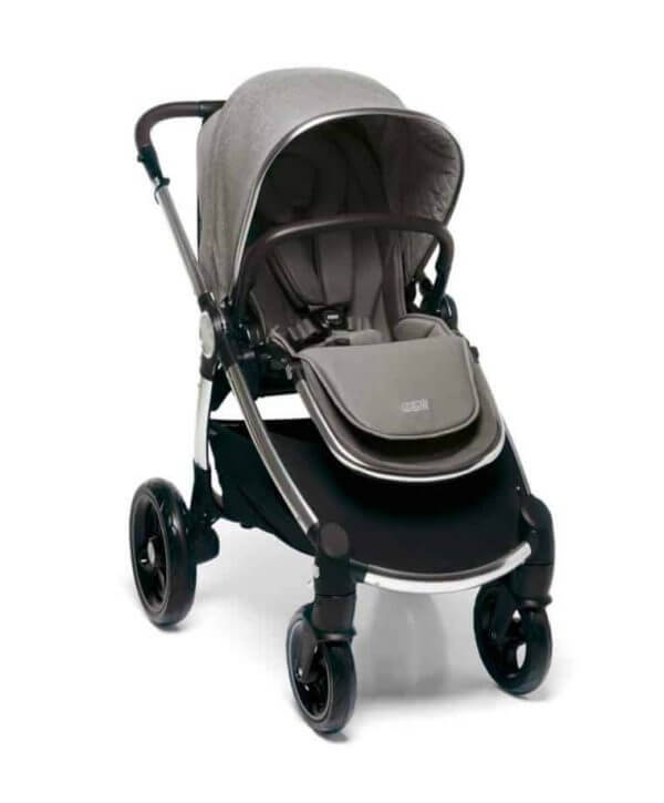 Travel Systems Ocarro 4 Piece Starter Kit – Woven Grey Pitter Patter Baby NI 5