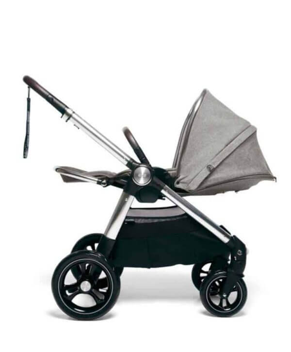 Travel Systems Ocarro 4 Piece Starter Kit – Woven Grey Pitter Patter Baby NI 6