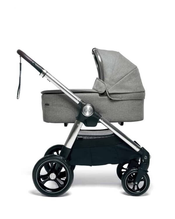 Travel Systems Ocarro 4 Piece Starter Kit – Woven Grey Pitter Patter Baby NI 8