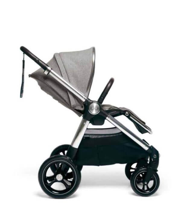 Travel Systems Ocarro 4 Piece Starter Kit – Woven Grey Pitter Patter Baby NI 11