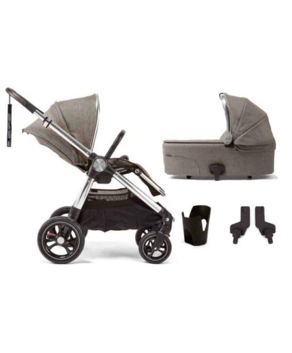 Travel Systems Ocarro 4 Piece Starter Kit – Walnut Pitter Patter Baby NI 4