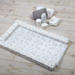 In The Woods Grey Changing mat